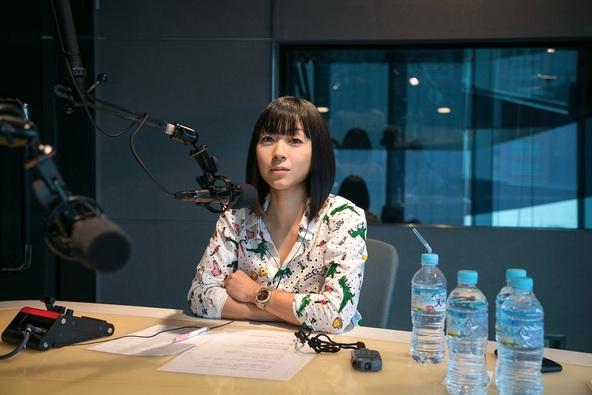 『サントリー天然水 presents 宇多田ヒカルのファントーム・アワー』収録風景写真  (okmusic UP's)