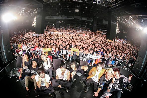10月8日@横浜ベイホール (okmusic UP\'s)