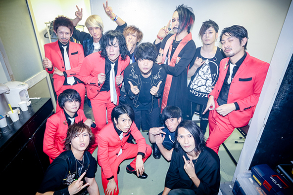 10月8日@横浜ベイホール (okmusic UP's)
