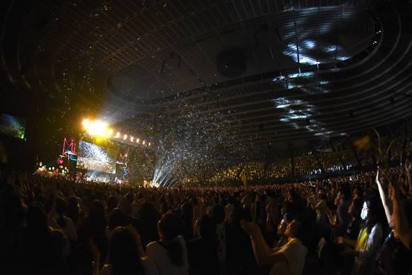 10月9日(日)@『ビクターロック祭り2016~大阪秋の陣~』(星野 源) photo by Joe、maco-j (okmusic UP's)