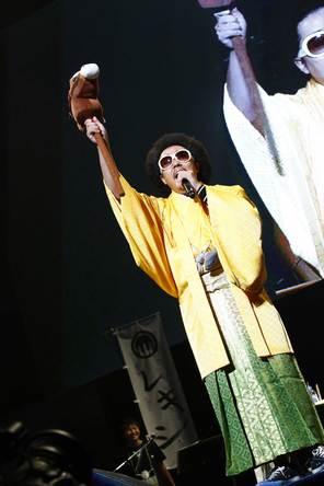 10月9日(日)@『ビクターロック祭り2016~大阪秋の陣~』(レキシ) photo by Joe、maco-j (okmusic UP's)