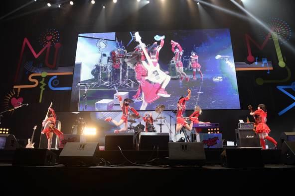 10月9日(日)@『ビクターロック祭り2016~大阪秋の陣~』(Gacharic Spin) photo by 大久保啓二、小林俊史 (okmusic UP's)