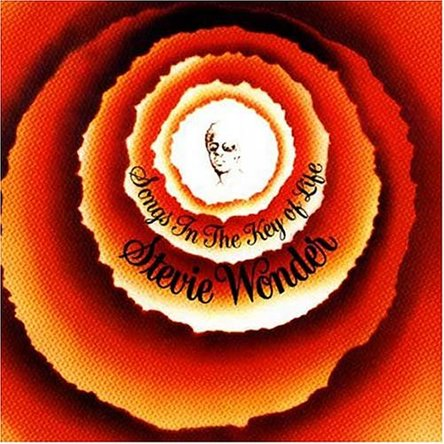 STEVIE WONDER『Songs In The Key Of Life』のジャケット写真 (okmusic UP's)
