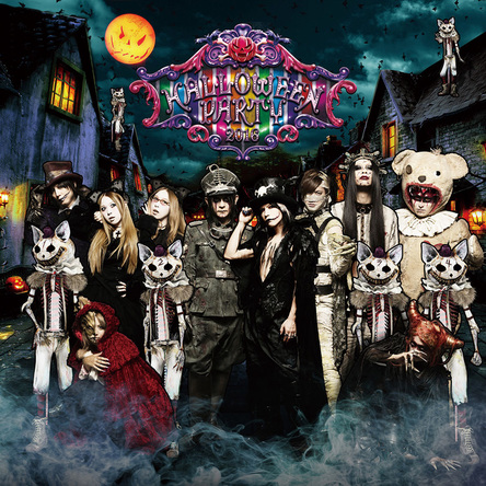 『HALLOWEEN PARTY 2016 PAMPHLET』 (okmusic UP's)