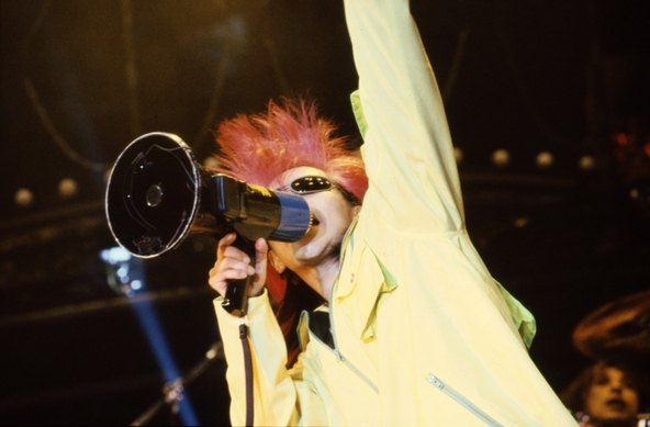"『hide 3D LIVE MOVIE ""PSYENCE A GO GO"" ~20 years from 1996~』 (okmusic UP's)"