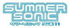 SUMMER SONIC 2011>第5弾にX JAPANとゼブラヘッド (c)Listen Japan