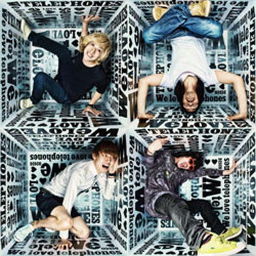 LIVE DVDを2作連続リリースするthe telephones (c)Listen Japan