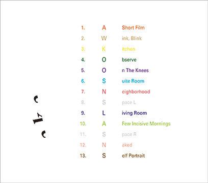 アルバム『a.k.a』【初回生産限定盤】 (okmusic UP's)