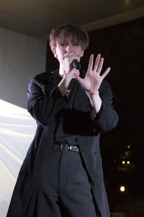 10月19日(水)@ダイバーシティ東京プラザ (okmusic UP\'s)