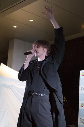 10月19日(水)@ダイバーシティ東京プラザ (okmusic UP's)