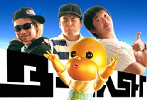 『JAPAN JAM 2011』の第三弾ホストアーティストとして発表されたB-DASH (c)Listen Japan