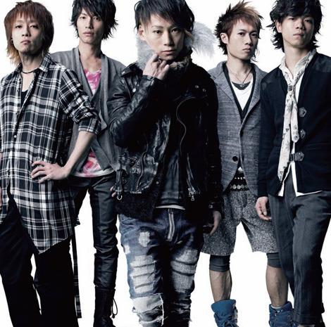 5月にニューシングルをリリースするUVERworld (c)Listen Japan