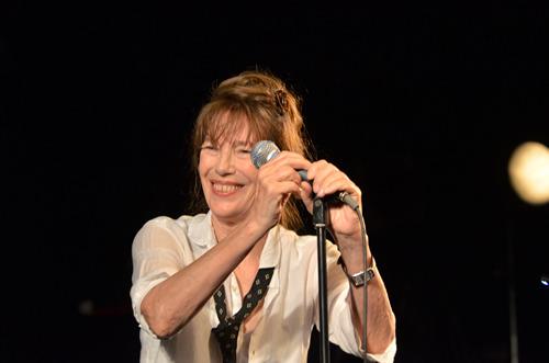 震災復興支援公演を開催したジェーン・バーキン(C)SHOICHI KAJINO (c)Listen Japan