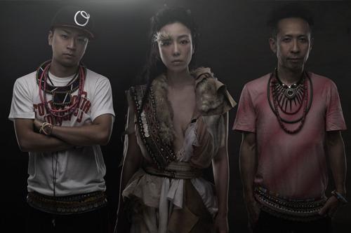 Sugarsoulの休止以降長い沈黙を破り、結成されたユニットKAM (c)Listen Japan