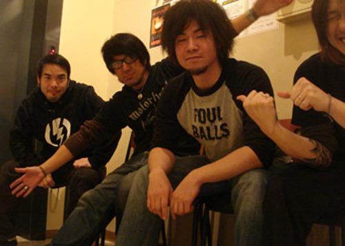 延期となっていた全国ツアー2公演の振替日を発表した、Ken Yokoyama率いるKen Band (c)Listen Japan