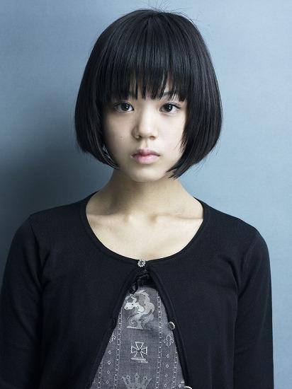 デビュー曲がドラマの挿入歌に決定したハナエ (c)Listen Japan