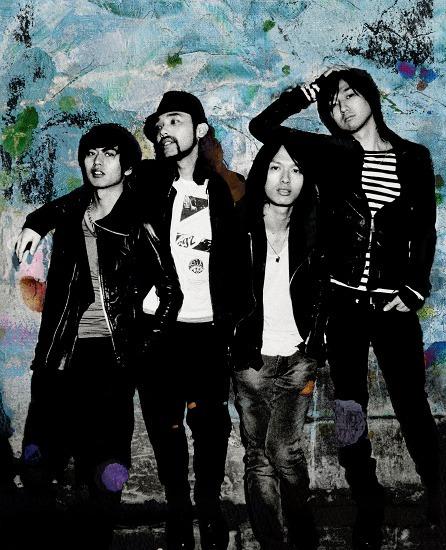 3rdアルバム『PASSENGEER』をリリースしたNICO Touches the Walls (c)Listen Japan