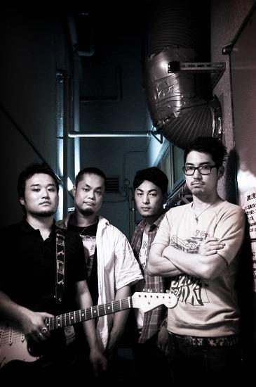 東名阪でロック・イベント第3弾を開催するTHE RiCECOOKERS (c)Listen Japan