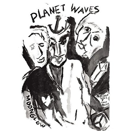 Bob Dylan『Planet Waves』のジャケット写真 (okmusic UP\'s)