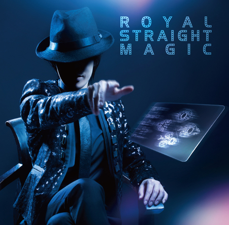 ミニアルバム『ROYAL STRAIGHT MAGIC』 (okmusic UP's)
