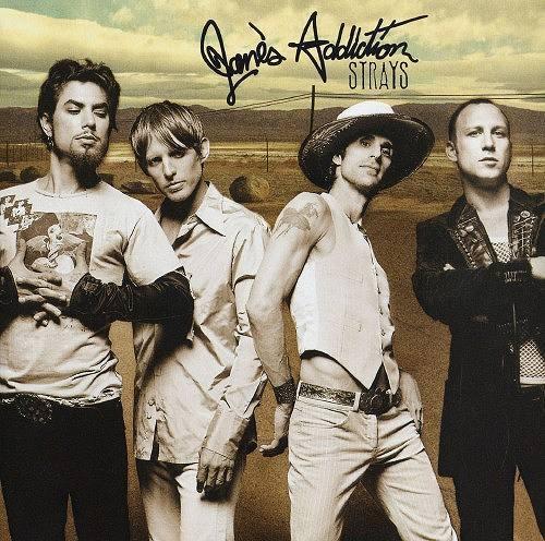 2003年のアルバム「ストレイズ」以来となる新作をこの夏発表するジェーンズ・アディクション (c)Listen Japan