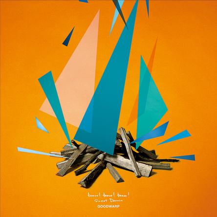 EP 「bravo!bravo!bravo!/ Sweet Darwin」【通常盤】 (okmusic UP's)