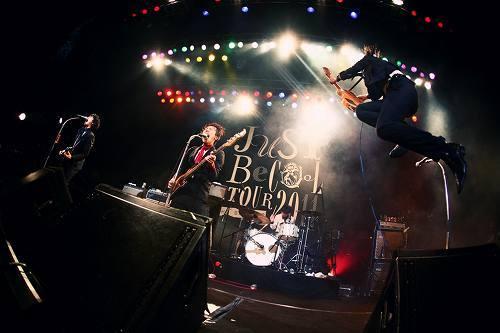 THE BAWDIES1月のツアーファイナルをWOWOWがオンエア (c)Listen Japan