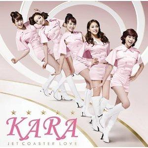 初首位を獲得したKARAの3rdシングル「ジェットコースターラブ」 (c)Listen Japan