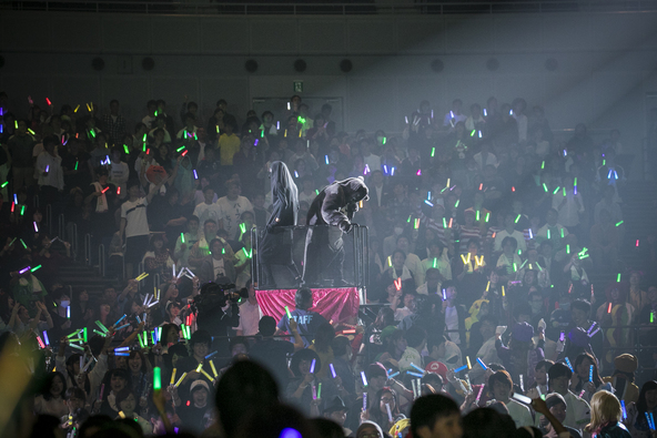 10月22日@神奈川・横浜アリーナ (okmusic UP's)