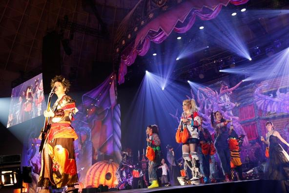 10月22日(土)@『HALLOWEEN PARTY 2016』(HALLOWEEN JUNKY ORCHESTRA) (okmusic UP\'s)