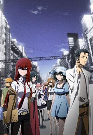 いよいよ放送がスタートしたTVアニメ「STEINS;GATE」 (C)2011 5pb./Nitroplus 未来ガジェット研究所 (c)ListenJapan