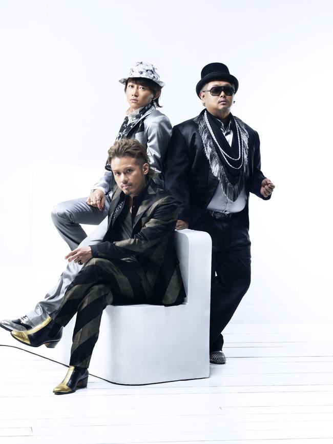 ニューアルバムをリリースするCLIFF EDGE (c)Listen Japan