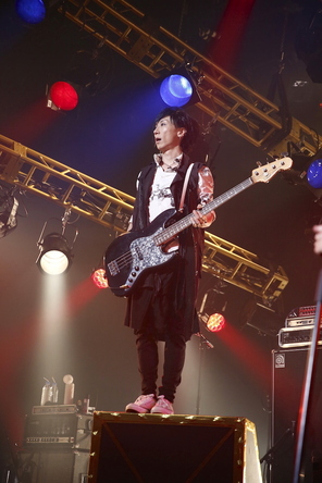 10月22日@赤坂BLITZ (okmusic UP's)