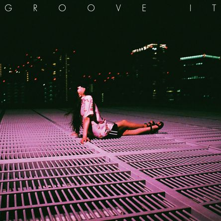 アルバム『Groove it』 (okmusic UP's)