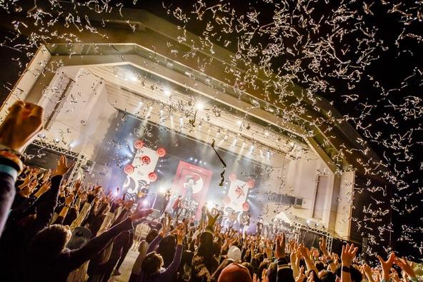 10月23日(日)@大阪城野外音楽堂 photo by 中尾友香 (okmusic UP\'s)