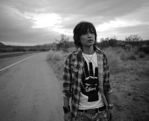 NAOTO(ORANGE RANGE)との共作曲を発表したINORAN (c)Listen Japan