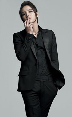 歌手デビューした韓国人気若手俳優のチャン・グンソク (c)Listen Japan