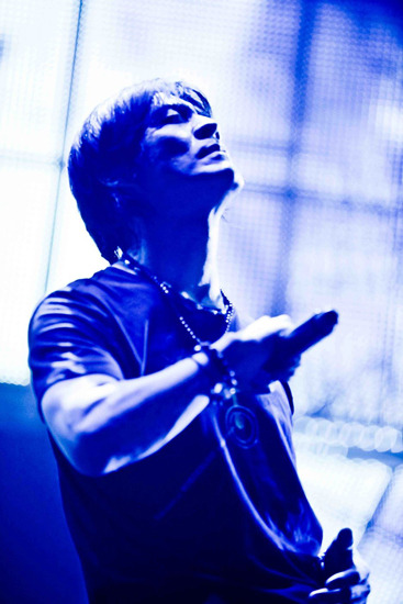 全セットリストをBOφWY時代の楽曲で行うことを発表した氷室京介 (c)Listen Japan