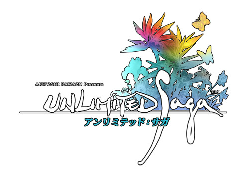 スクエニ絶版CD復刻第三弾は「アンリミテッド:サガ」に決定 (C)2002 SQUARE ENIX CO.,LTD. All Rights Reserved. CHARACTER DESIGN / Yusuke Naora  ILLUSTRATION / Tomomi Kobayashi (c)ListenJapan