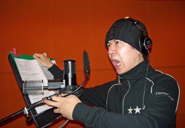 ニセOP「妄想戦士宮前かなこ」についてコメントを寄せて頂いた杉田智和さん (c)ListenJapan