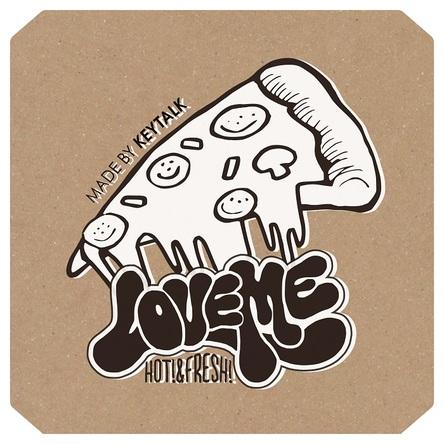 シングル「Love me」【完全限定生産盤】 (okmusic UP's)