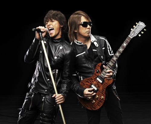 北米ツアーの開催を発表したB'z (c)Listen Japan