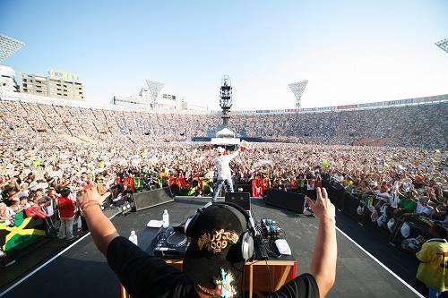 開催が決定した日本最大級のレゲエ・フェス『横浜レゲエ祭2011』 (c)Listen Japan