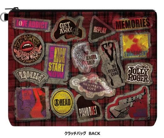クラッチバッグ(BACK) (okmusic UP's)