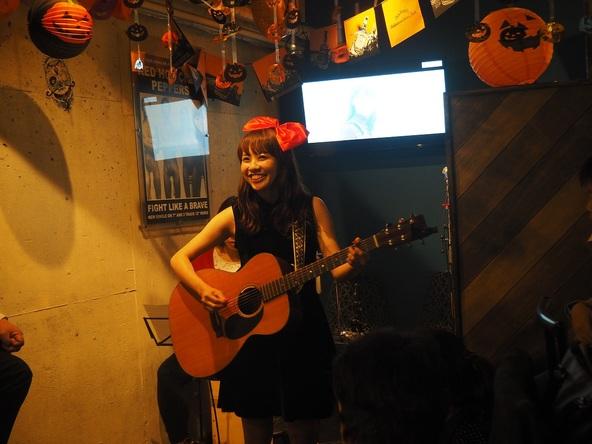 10月26日@ROCKAHOLIC下北沢 (okmusic UP's)