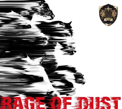 シングル「RAGE OF DUST」【初回生産限定盤】【通常盤】 (okmusic UP's)