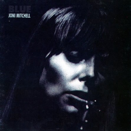 『Blue』('71)/Joni Mitchell (okmusic UP's)