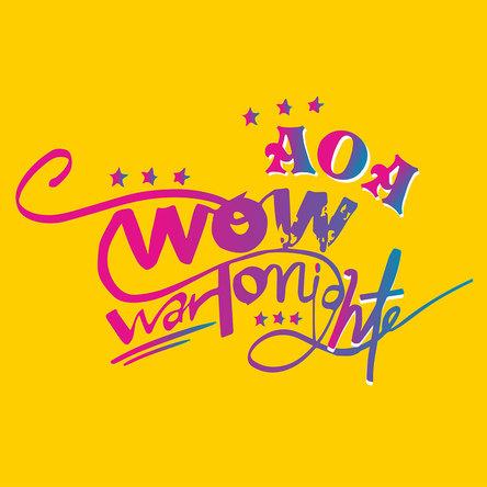 配信楽曲「WOW WAR TONIGHT~時には起こせよムーヴメント girls ver.」 (okmusic UP's)