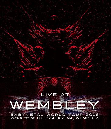 Blu-ray「LIVE AT WEMBLEY」 (okmusic UP's)