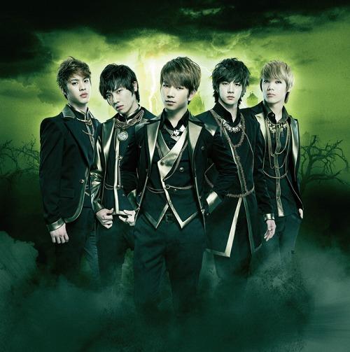 シングル「Your Luv」で日本デビューするMBLAQ (c)Listen Japan
